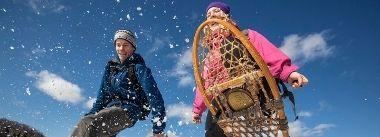 Winter Fun Muskoka Lakes
