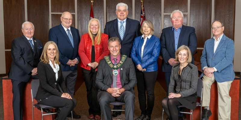 2018 - 2022 Township Council picture