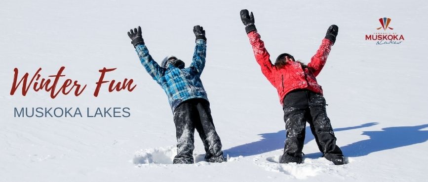 Winter Fun - Muskoka Lakes