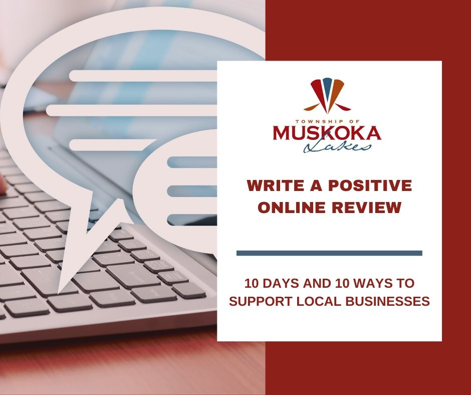 Write a Positive Online Review