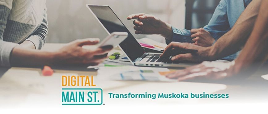 Digital Main Street Muskoka