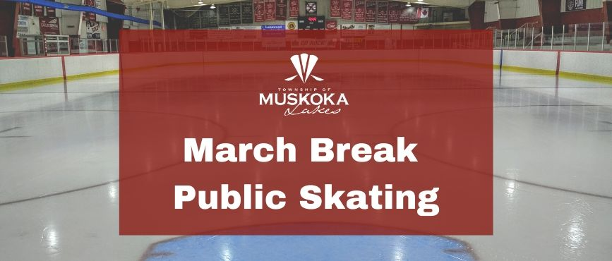 March Break Public Skating