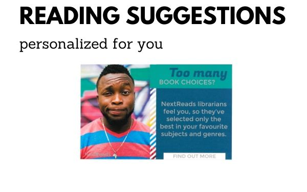 man wondering what to read next