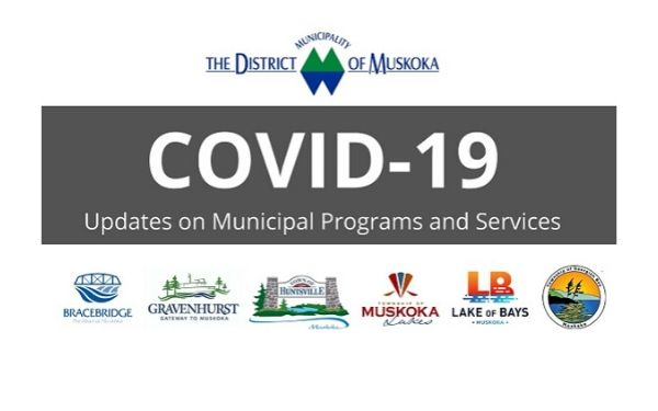 Covid-19 District links